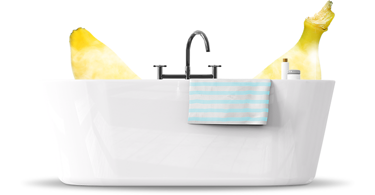 Verhütungsmethode Heißes Bad